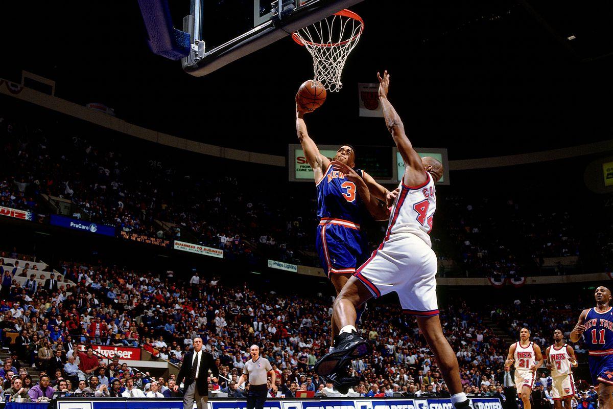 New York Knicks v New Jersey Nets