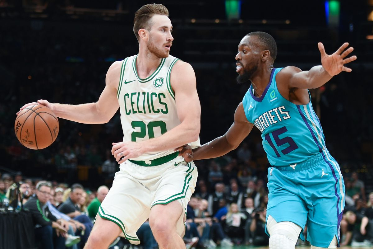 Game Thread Boston Celtics Vs Charlotte Hornets Celticsblog