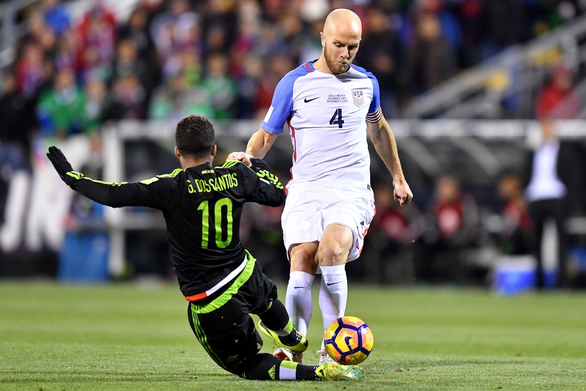 c26dbf6df Michael Bradley reportedly linked with move to CF Monterrey - Stars ...