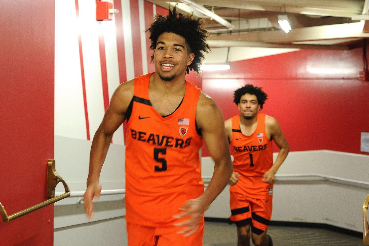NCAA Basketball: Oregon State at Washington State