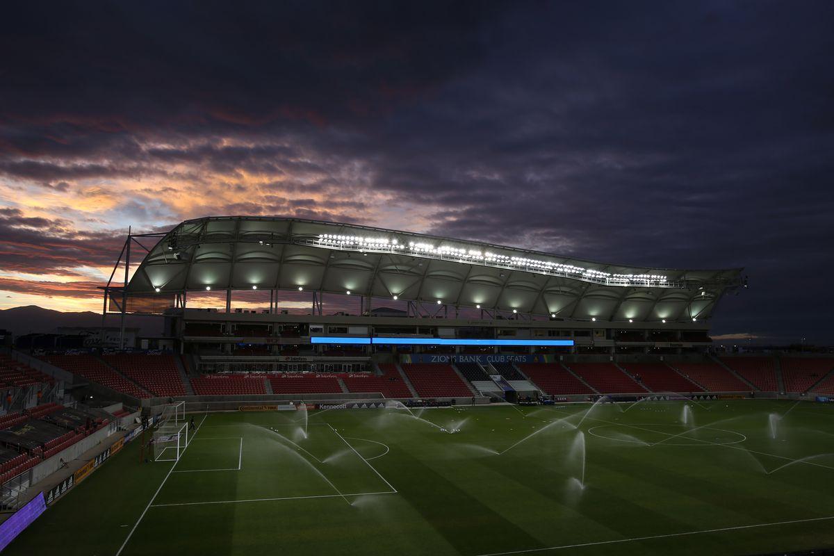 FC Dallas v Real Salt Lake