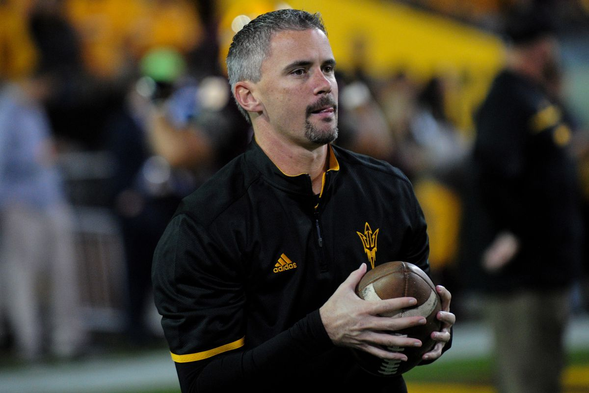Sonoran Hot Reads Memphis Hires Asu Oc Mike Norvell As Head
