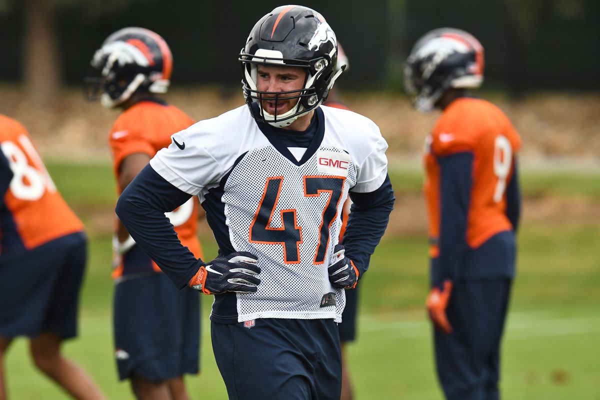 b358bf933a0 Broncos' 2018 NFL Draft showed tendency towards maturity and leadership