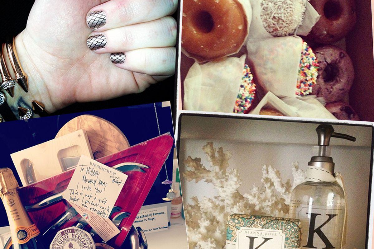 "Images via <a href=""http://instagram.com/hillarykerr/"">Hilary Kerr's</a> Instagram"