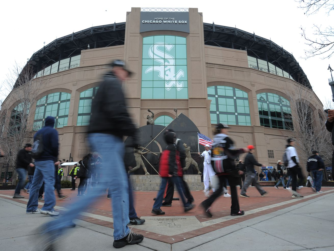 Beginning May 24, the White Sox will allow approximately 24,300 fans into Guaranteed Rate Field.