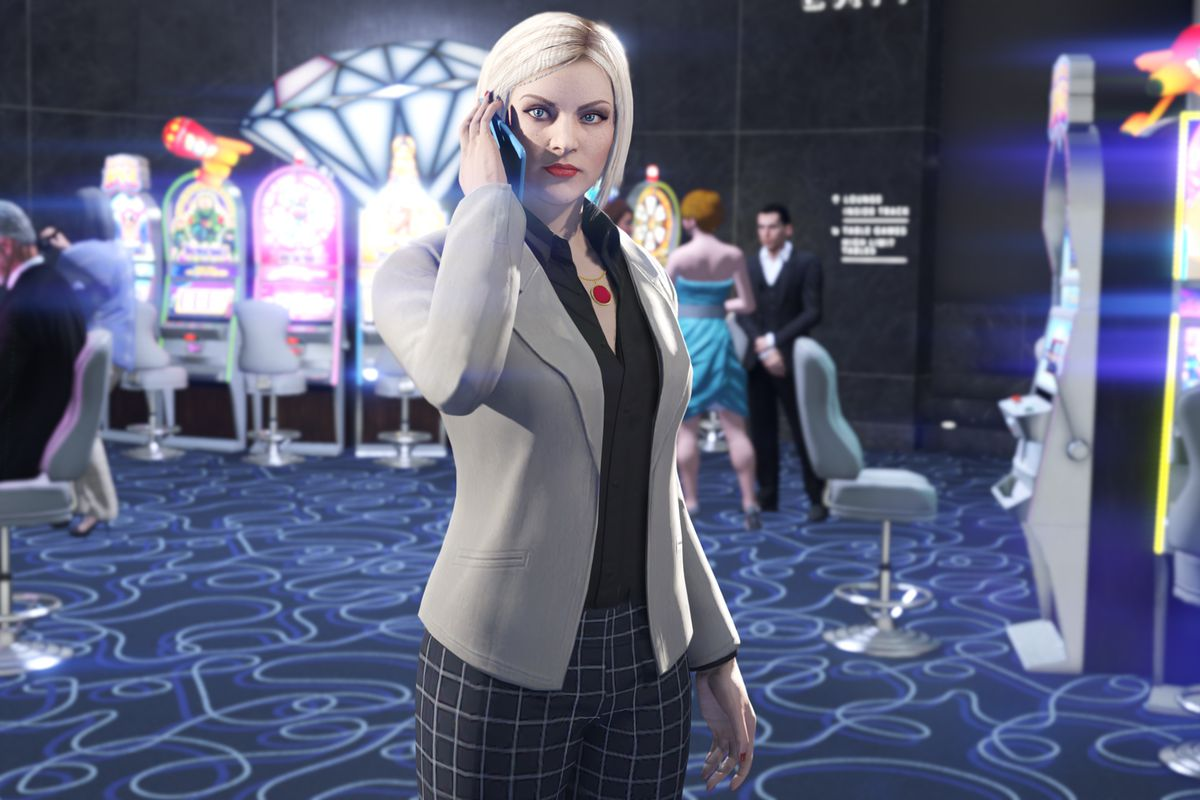 GTA Online's Casino update brings in players in record