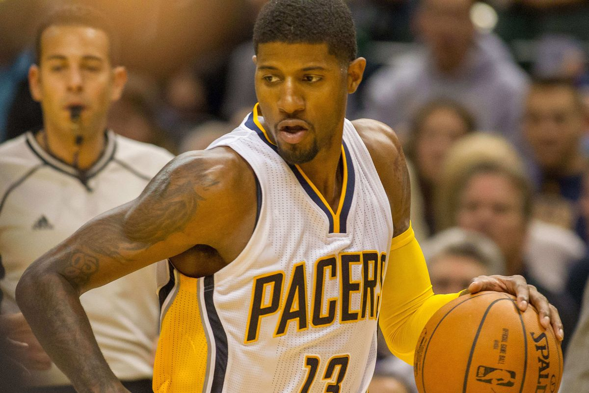 Paul George showed why he's a force to be reckoned with