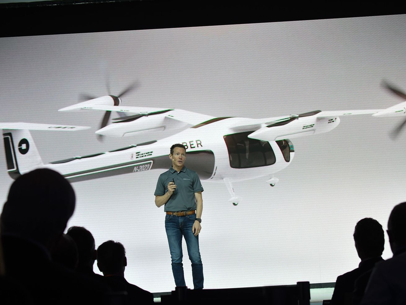 Recode Daily: Uber's flying car chief is stepping down and winging it