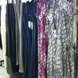 Oonagh maxi-dresses - we liked the olive green slouchy one