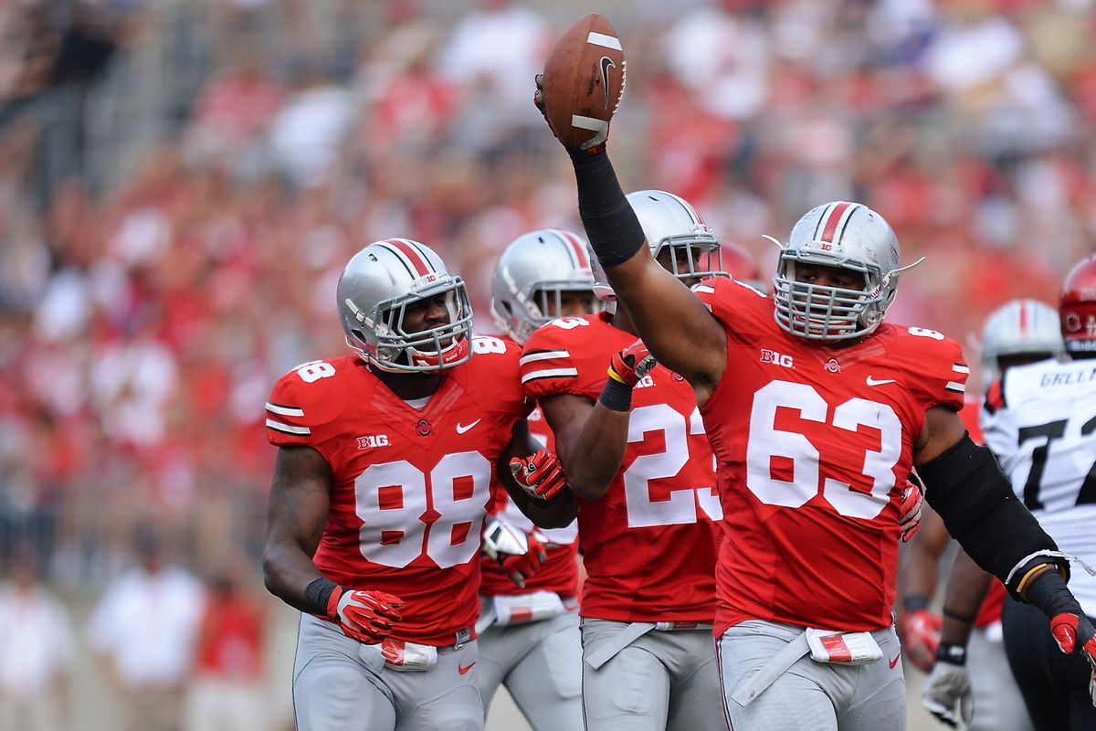Will Ohio State finish the day undefeated?