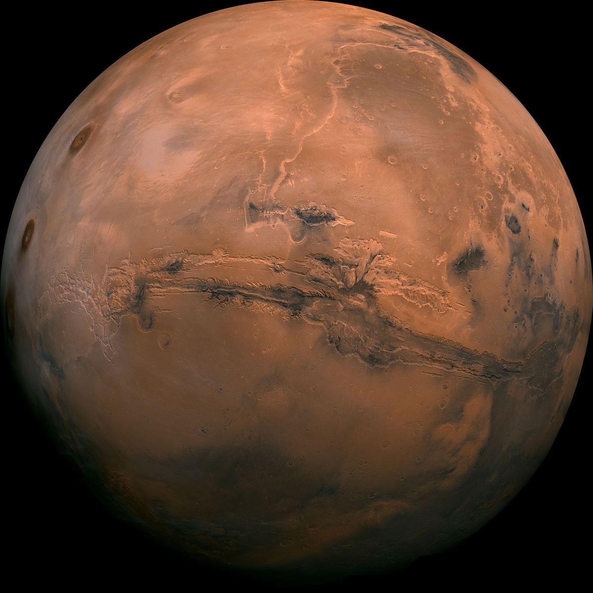 mars-globe-valles-marineris-enhanced-nasa