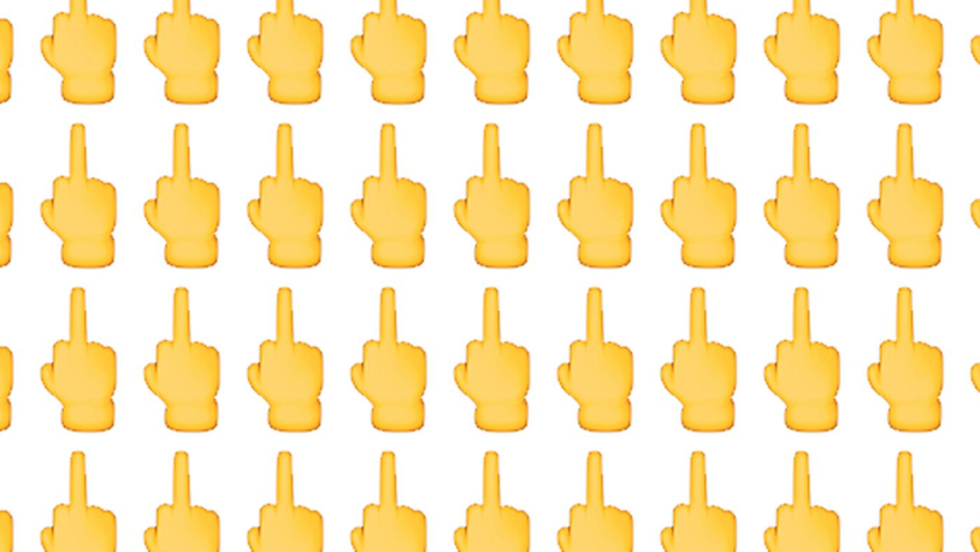 iOS 9 1 will let you send people the middle finger emoji