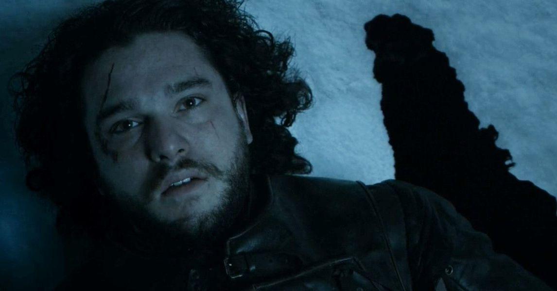 Game of thrones jon snow dead.0