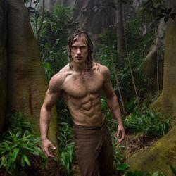 """Alexander Skarsgard is Tarzan in Warner Bros. Pictures' and Village Roadshow Pictures' action adventure """"The Legend of Tarzan."""""""