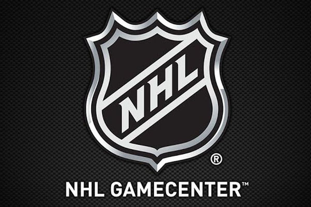 """NHL GameCenter: """"It's hockey, but on the internet!"""" (note: might not be actual slogan)"""