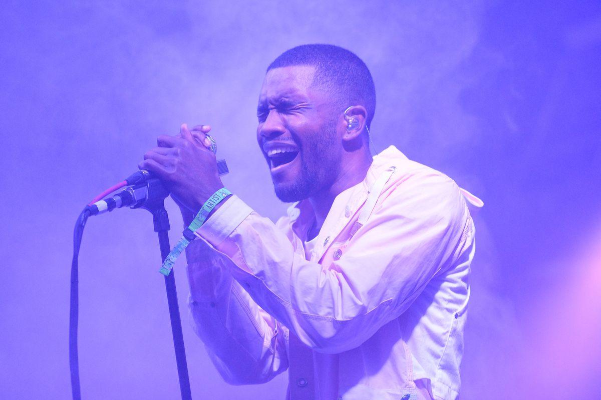 Frank Ocean - 2014 Bonnaroo Music & Arts Festival - Day 3
