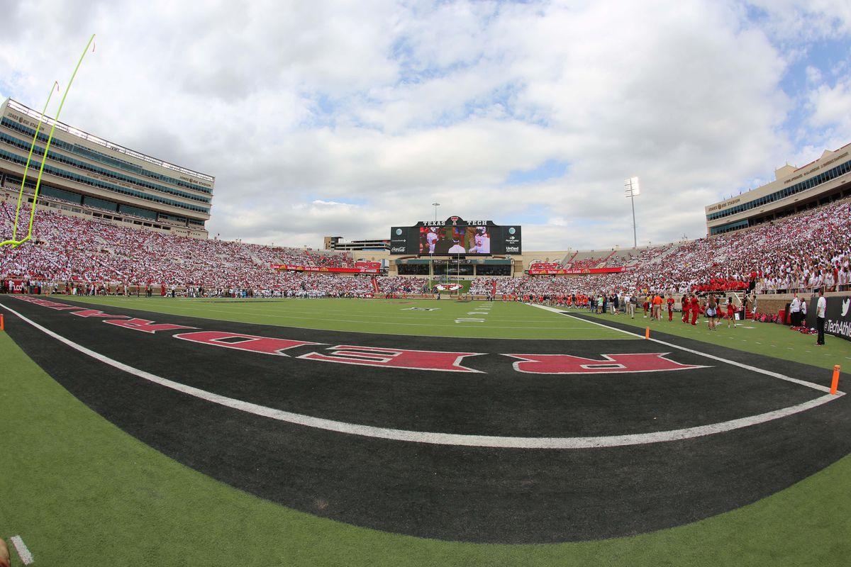 NCAA Football: Texas El Paso at Texas Tech