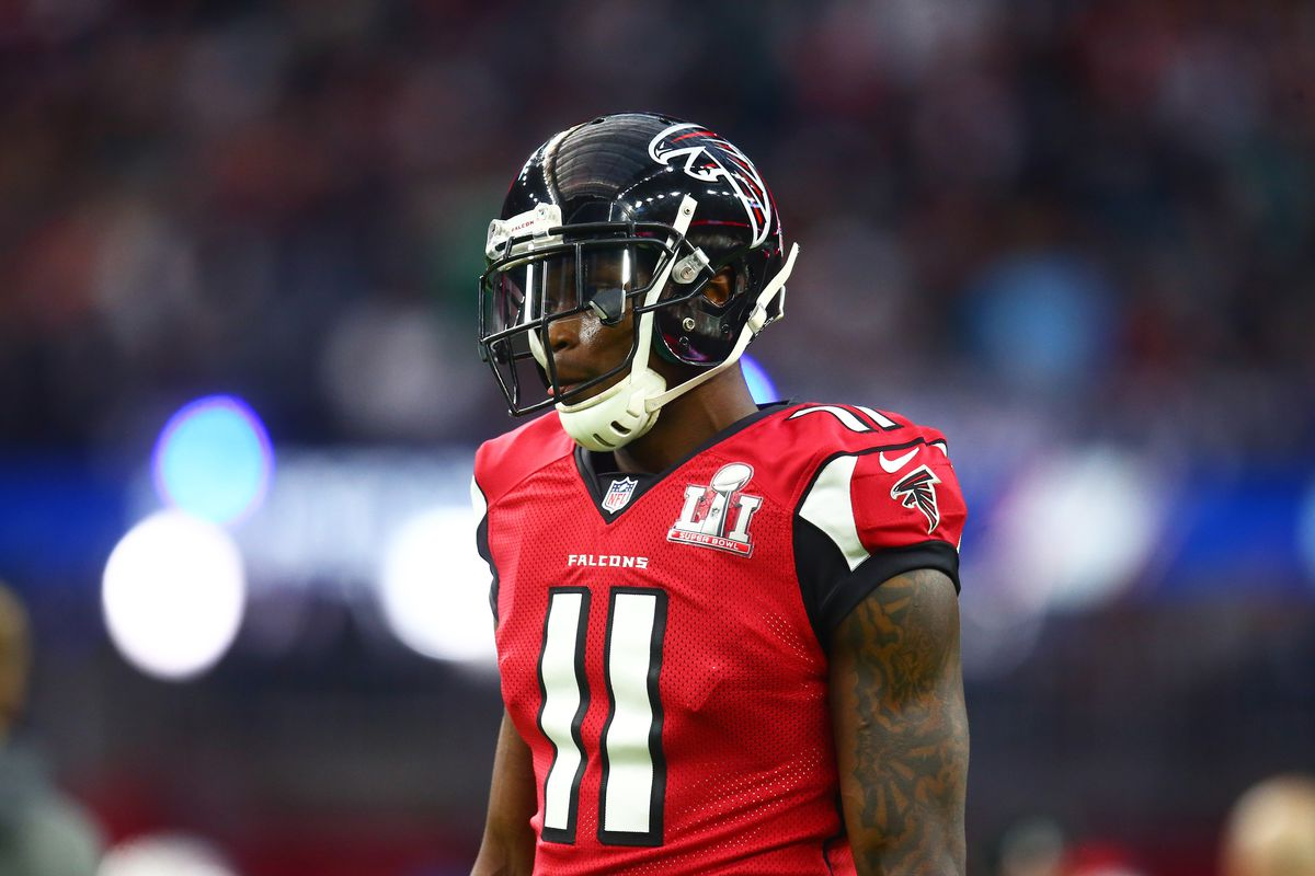 Falcons fans really would prefer Julio Jones sat out Saturday s