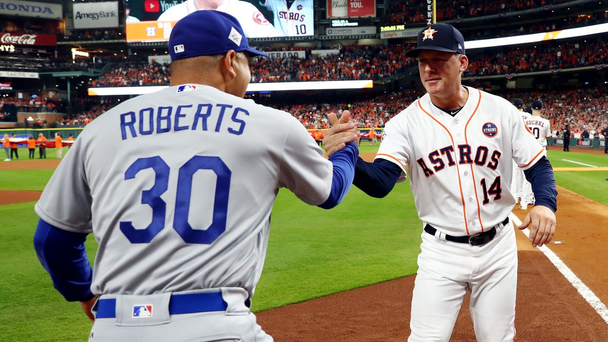 2017 Major League Baseball World Series Game Three: Los Angeles Dodgers v. Houston Astros