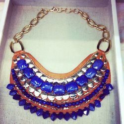 This Indira necklace was a major crowd-pleaser.