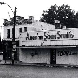 """In this undated photo released by Sony Music, American Sound Studio is shown in Nashville, Tenn. Among the recordings that came out of American Sound Studio was Elvis Presley's last No. 1 hit, """"Suspicious Minds."""" (AP Photo/Sony Music)"""