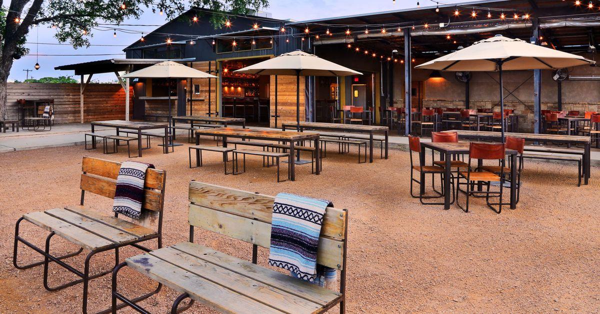 Essential Patio Restaurant Contigo Is Briefly Closing