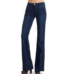 "<b>Athletic:</b> <b>MiH</b> Marrakesh Flare Leg Jeans, <a href=""http://www.saksfifthavenue.com/main/ProductDetail.jsp?FOLDER%3C%3Efolder_id=2534374306418048&PRODUCT%3C%3Eprd_id=845524446517046&R=847478003610&P_name=MiH+Jeans&N=4294911490+306418048&bmUID=k"