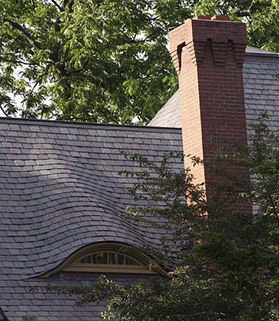 Curved Gable Roof