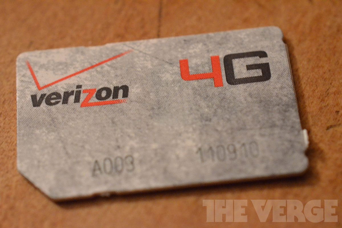 verizon iphone sim card iphone with lte and 4g facetime support suggested by ios 5 1285
