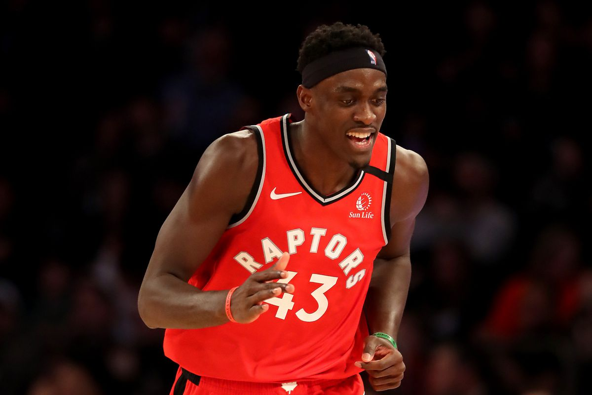 Toronto Raptors Pascal Siakam named Eastern Conference Player of the Week