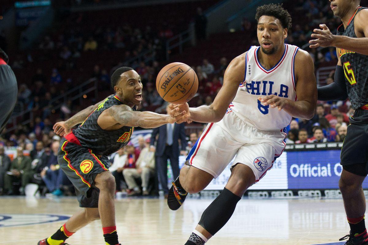 Turnovers doomed the Philadelphia 76ers to a 38-point loss to the Atlanta Hawks tonight.