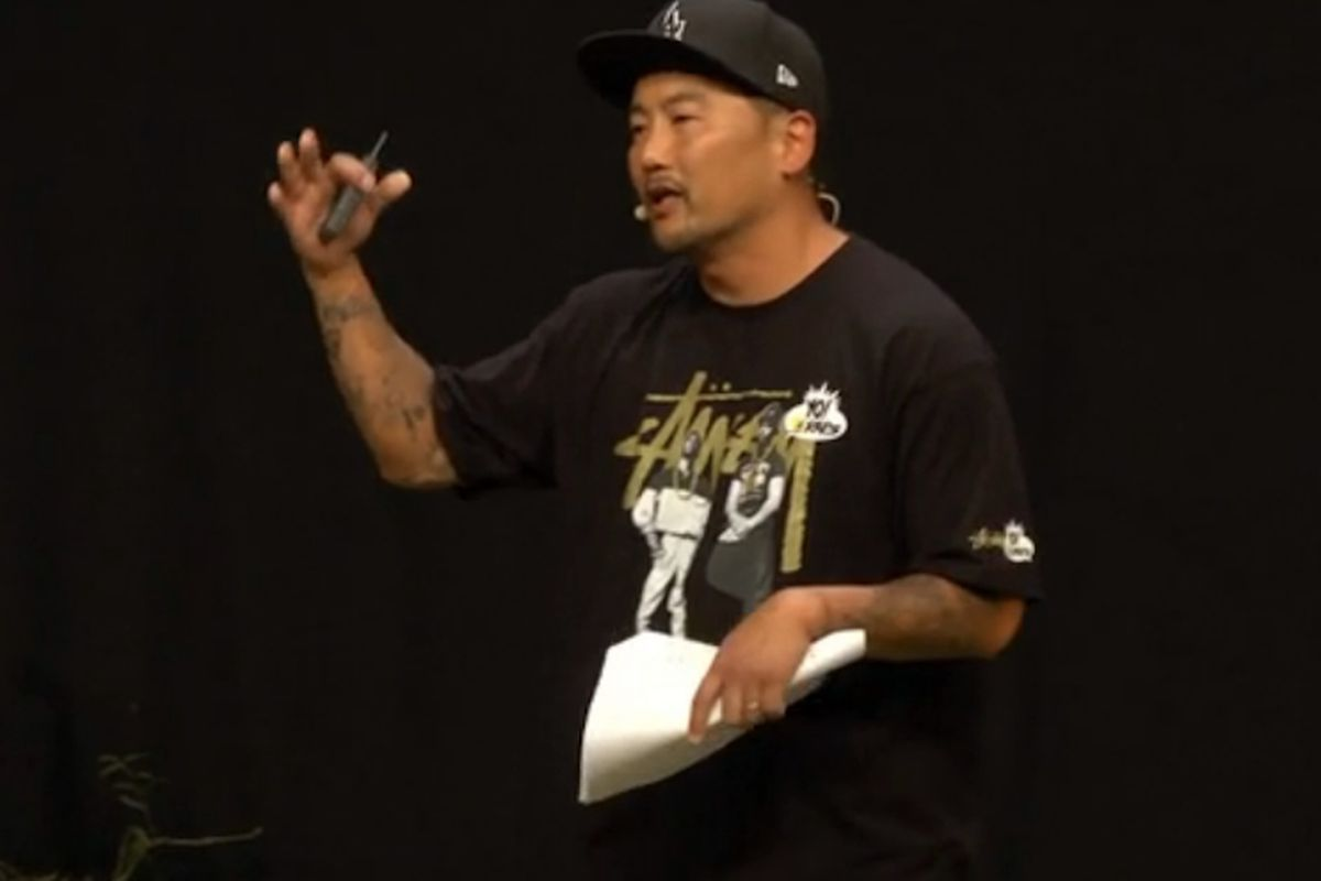 The 11 Best Lines From Roy Choi\'s Gutsy MAD Talk - Eater