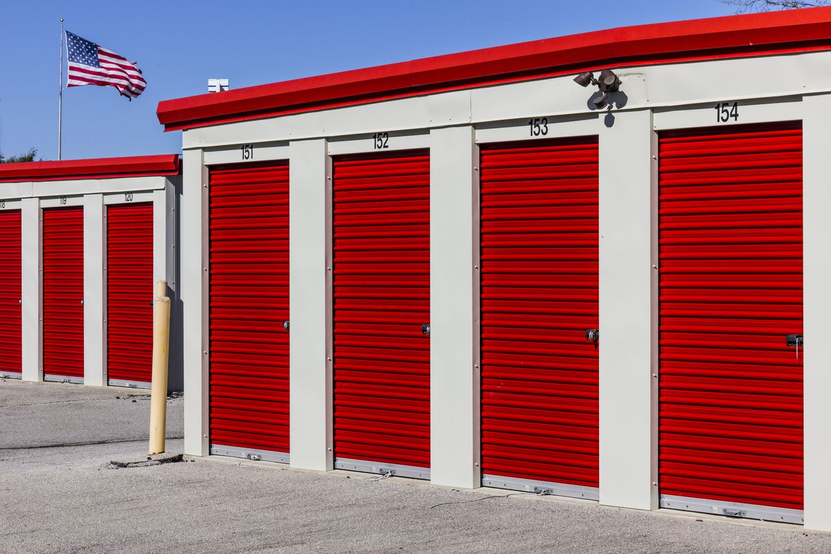 Self-storage: How warehouses for personal junk became a $38 billion ...