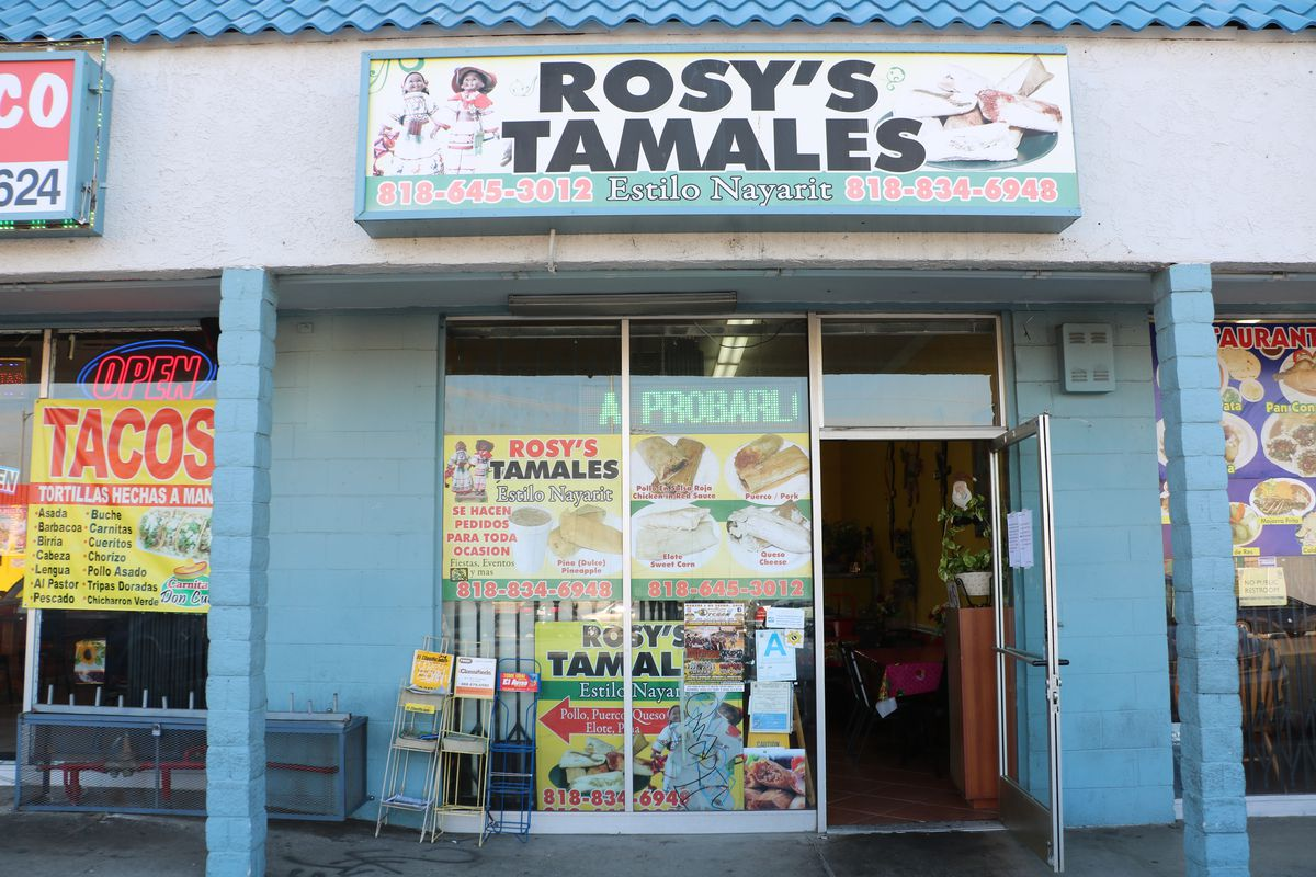 Rosy's Tamales