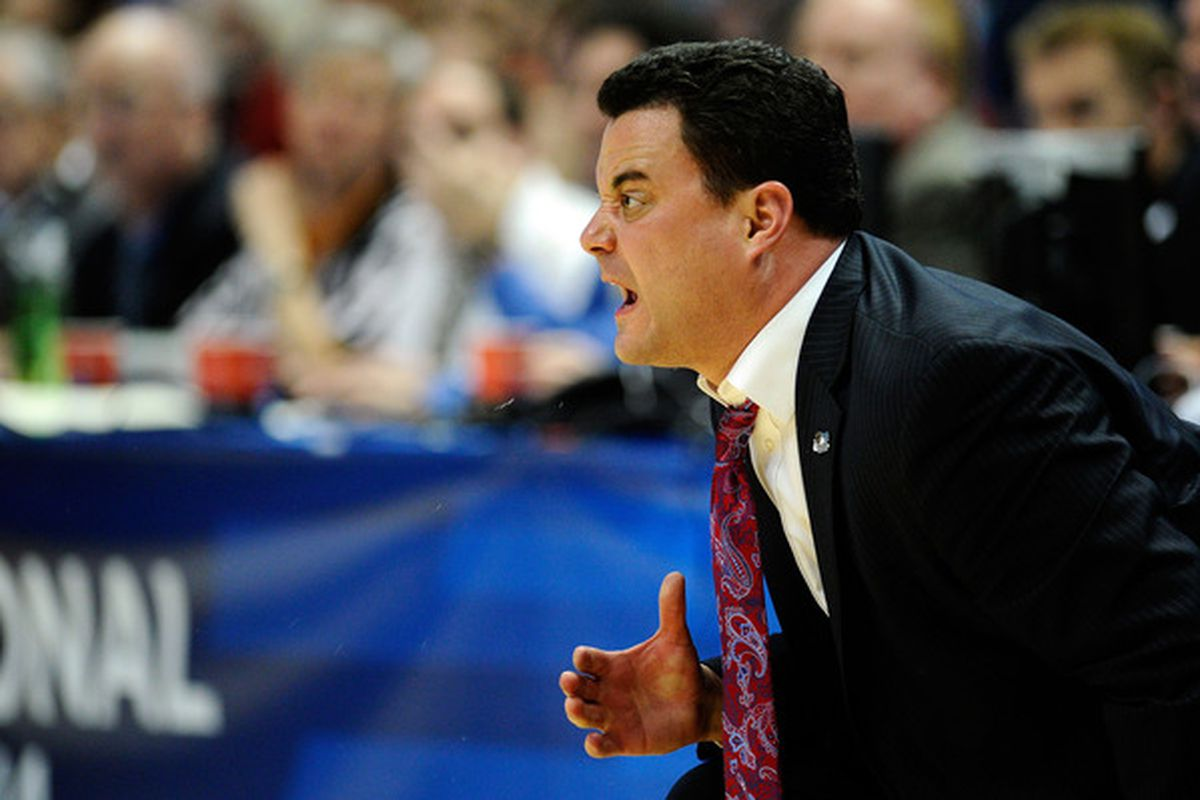 Sean Miller's face may be stuck in this position for the next week.