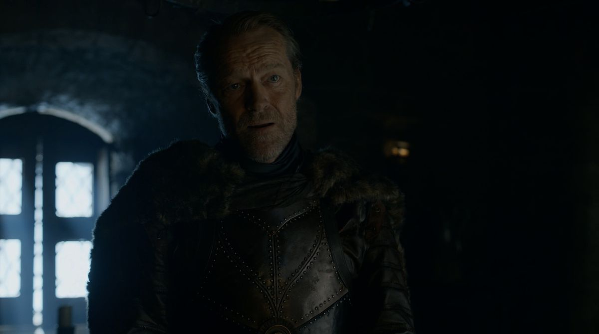 Game of Thrones S08E02 Jorah and Dany
