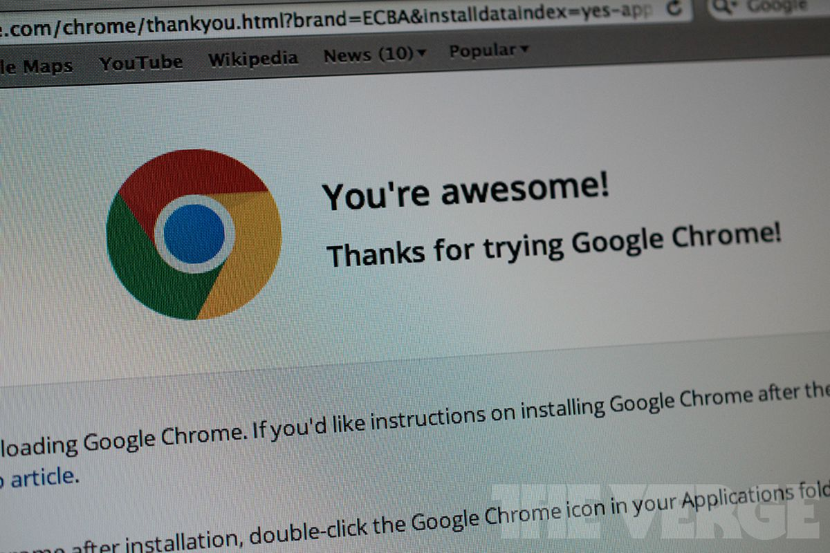 Google working on Metro style version of Chrome for Windows