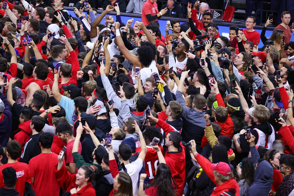 COLLEGE BASKETBALL: MAR 03 Maryland at Rutgers