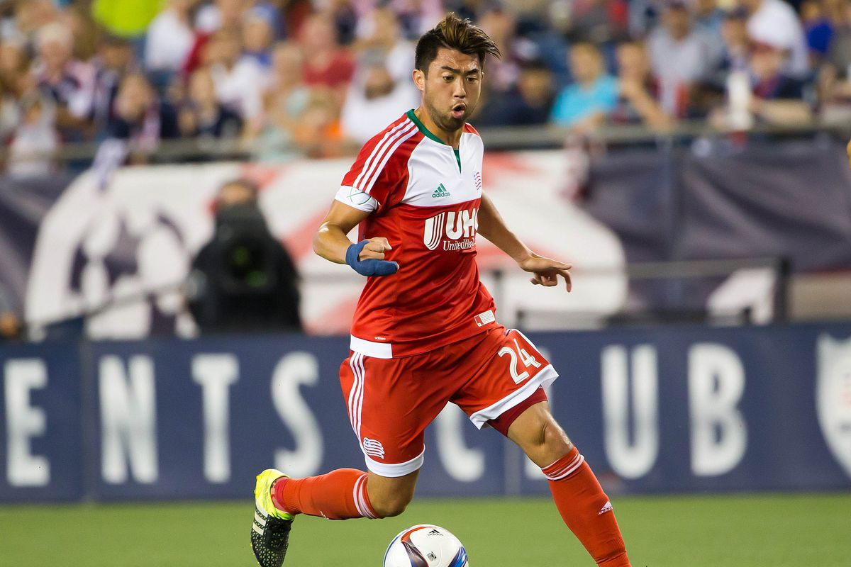 Lee Nguyen has traveled the world for soccer and is thriving in New England