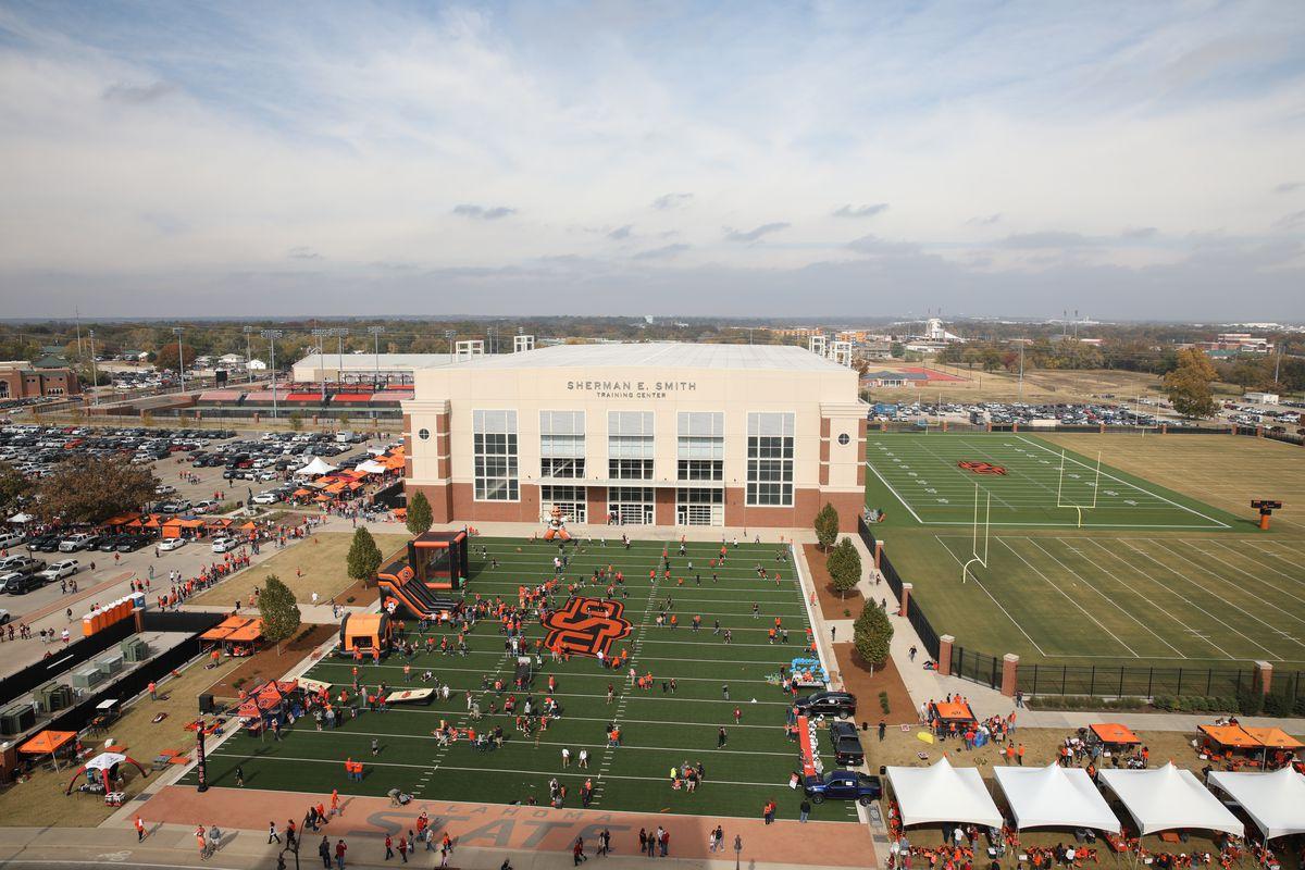 COLLEGE FOOTBALL: NOV 04 Oklahoma at Oklahoma State