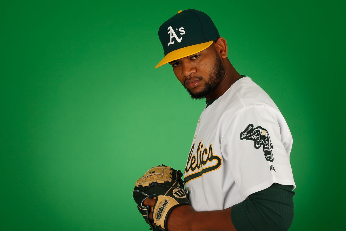 Alcantara has only walked 5 batters in 9 starts for High-A Stockton this season.