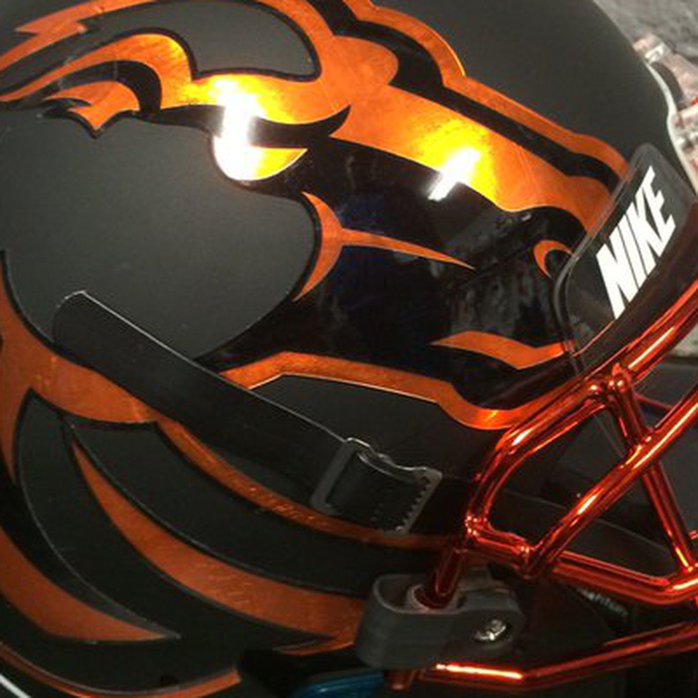 Boise State s Halloween helmets are festive and awesome SBNation