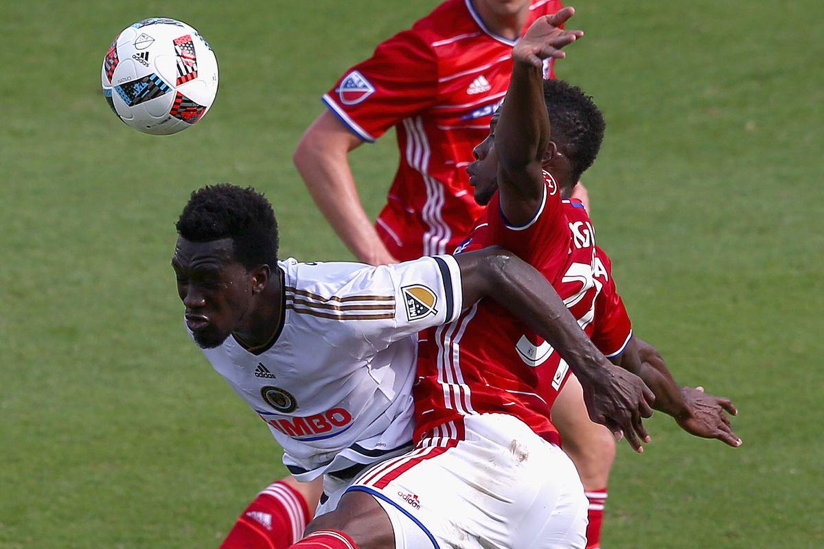 Philadelphia Union v FC Dallas