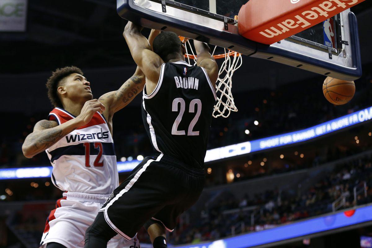 NBA: Brooklyn Nets at Washington Wizards