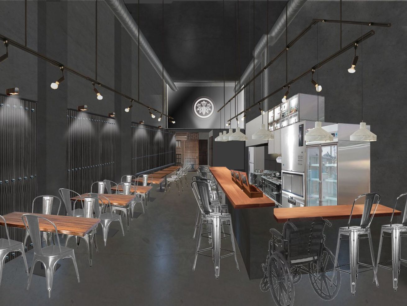 Renderings for the forthcoming Shirubē