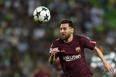 Sporting CP v FC Barcelona - UEFA Champions League