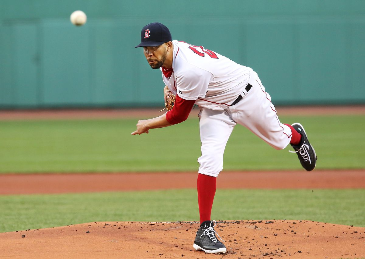Houston Astros v Boston Red Sox