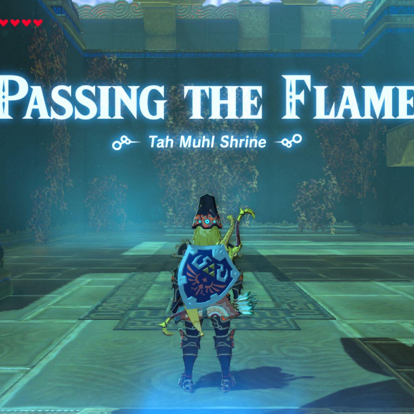 Zelda: Breath of the Wild guide: Tah Muhl shrine location, treasure
