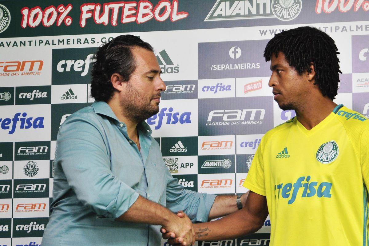 Palmeiras Unveils Keno
