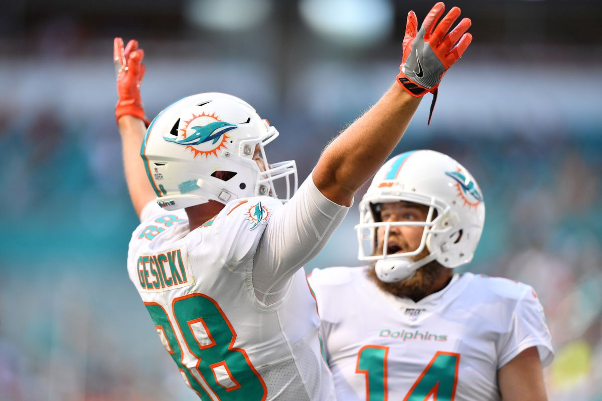 The Upside to the Dolphins' Loss to the Redskins